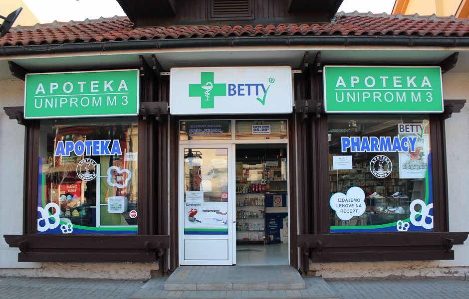 apoteka uniprom m3