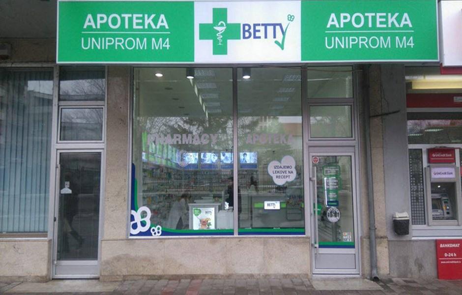 uniprom m4 apoteka
